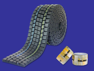 Precured Tread