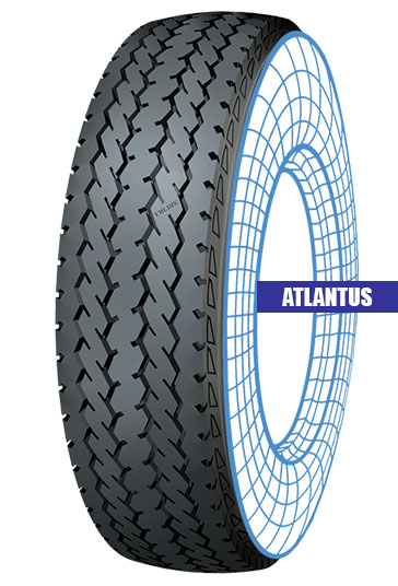 Atlantus Tolins tread