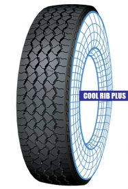 Cool Rib Plus Tolins tread