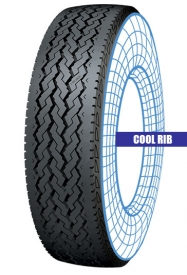 Cool Rib Tolins Tread