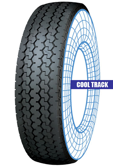Cool Track Tolins tread