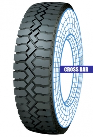 Cross Bar Tolins Tread