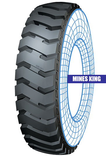 Mines King Tolins Tread