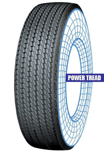 Power Tread Tolins Tread