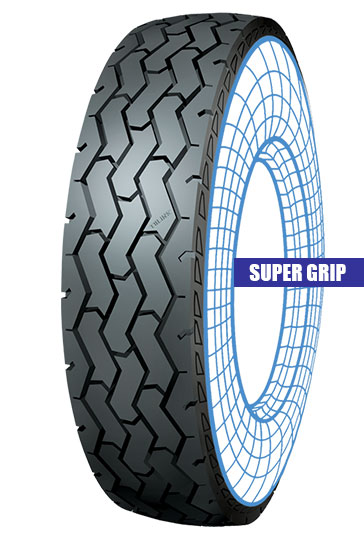 Super Grip Tolins Tread