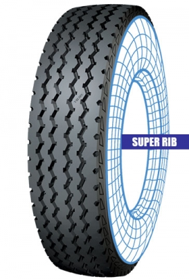 Super Rib Tolins Tread