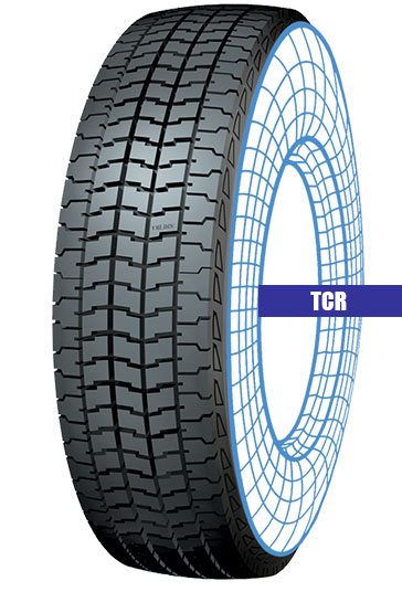 TCR Tolins Tread