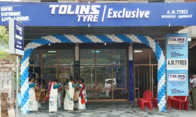 Tolins Exclusive Shop Mudayad, Kannur