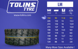 New Size in Tolins LM Pattern