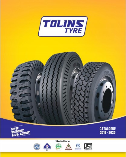 Download Tolins Tyre Catalogue 2019-2020