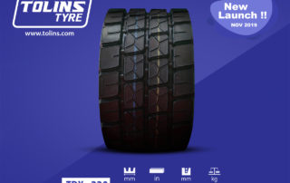 Tolins Precured Tread Rubber TDX. Newly Launched!