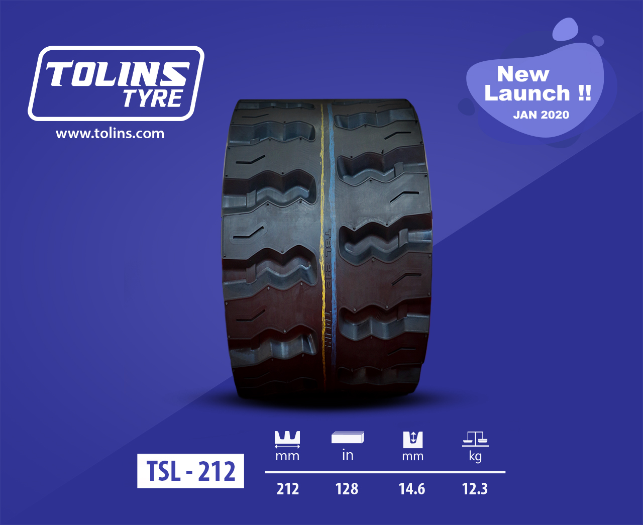2020 Tolins New Launch TSL 212