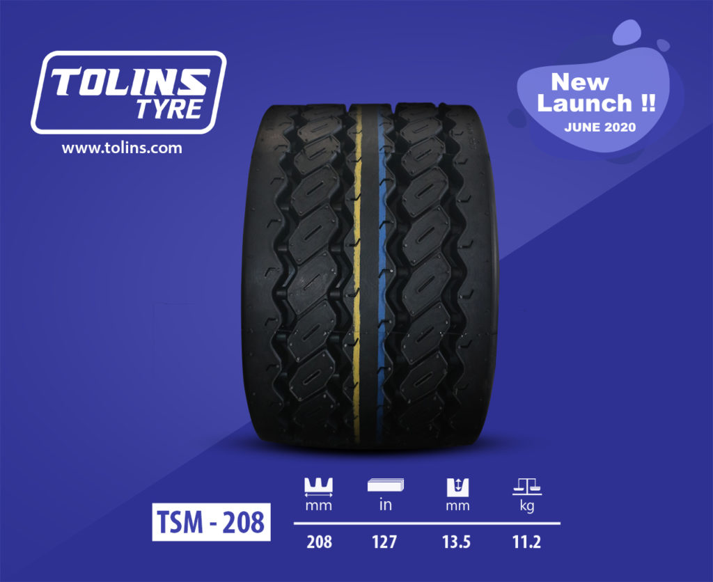 2020 Tolins New Launch TSM 208